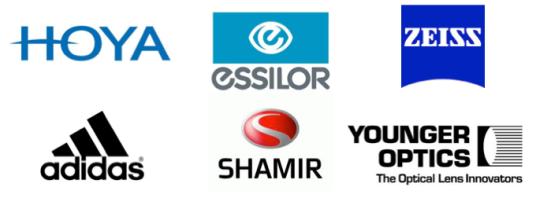 WFO Lens Brands